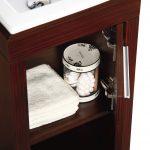 Modena 16″ Modern Bathroom Vanity Wenge