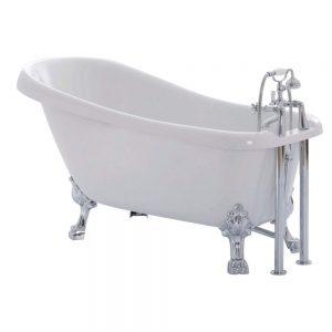 Cavalry-63-Freestanding-White-Bathtub-BT200-1
